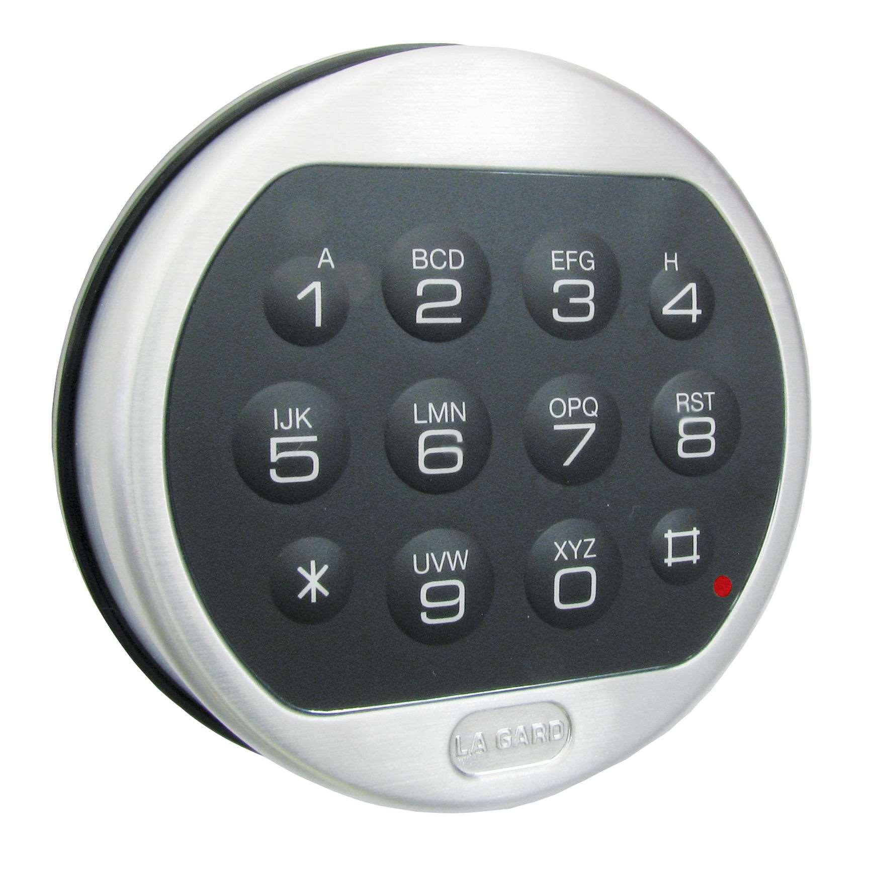 La Gard Basic Electronic Combination Safe Lock Gokeyless