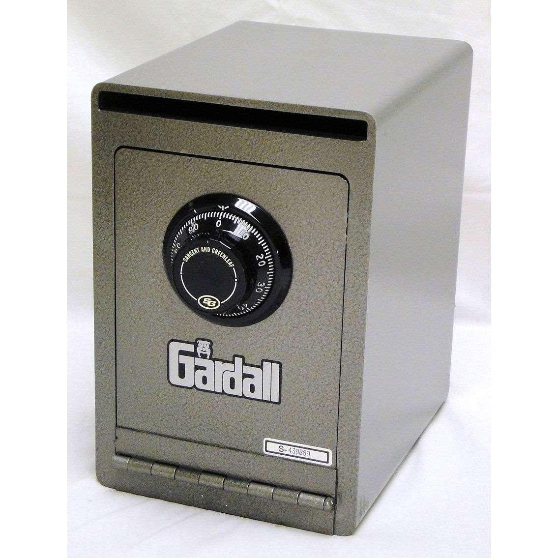 Gardall Ds1210 G C Compact Utility Safe Gokeyless