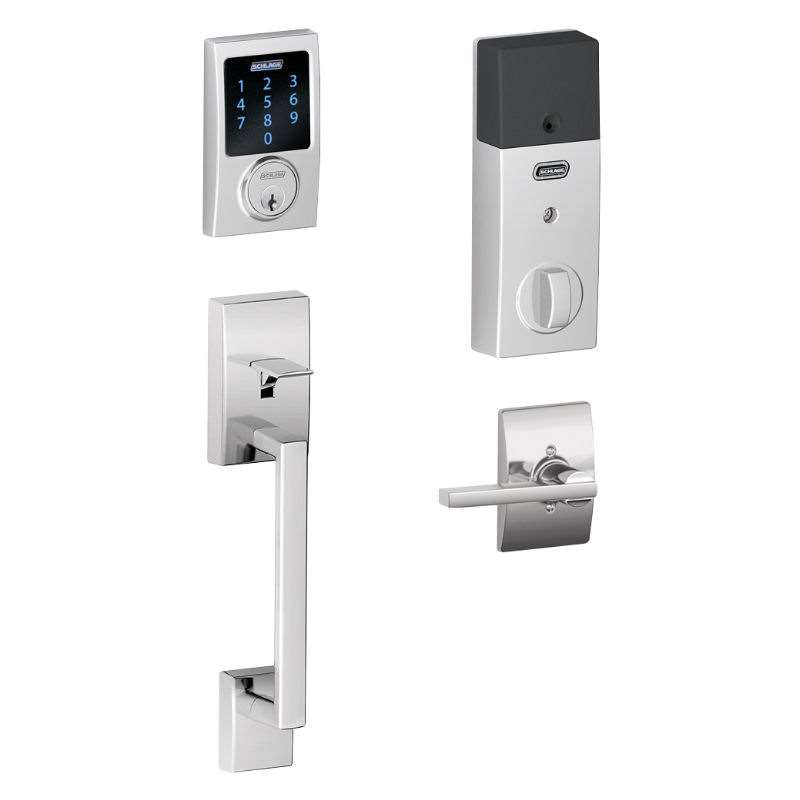 Schlage Connect Fe469nx Touchscreen Front Entry With