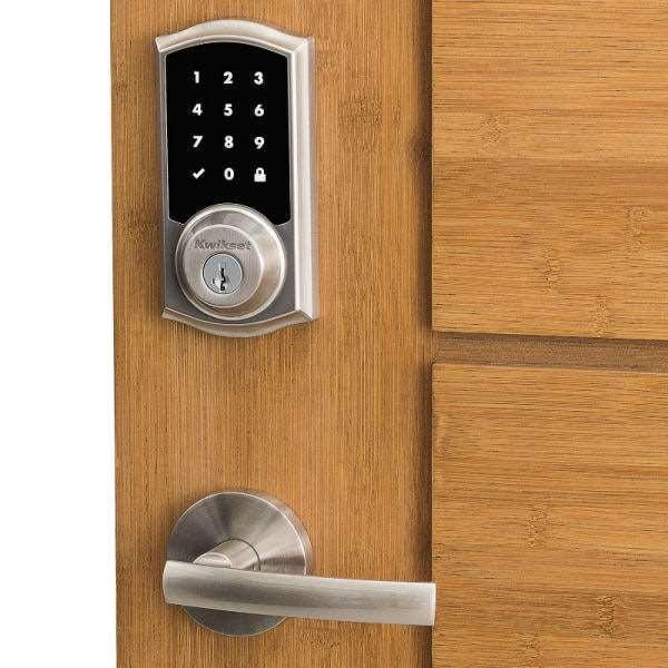 Kwikset Premis Touchscreen Smart Lock Gokeyless