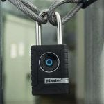 Master Lock 4401 Outdoor Bluetooth Padlock