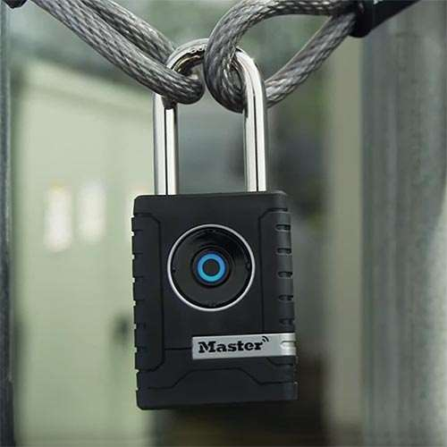 Master Lock 4401dlh Outdoor Bluetooth Padlock Gokeyless