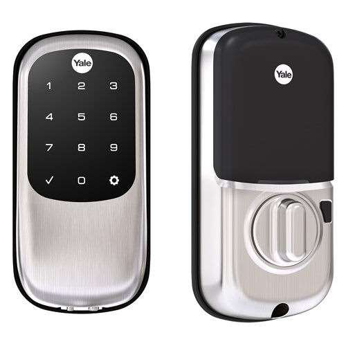 Yale Assure Yrd446 Touchscreen Z Wave Lock With Bluetooth