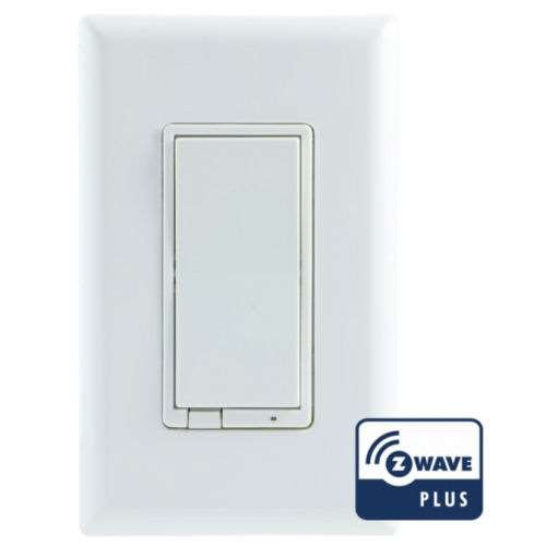 ge z wave plus in wall smart dimmer gokeyless. Black Bedroom Furniture Sets. Home Design Ideas