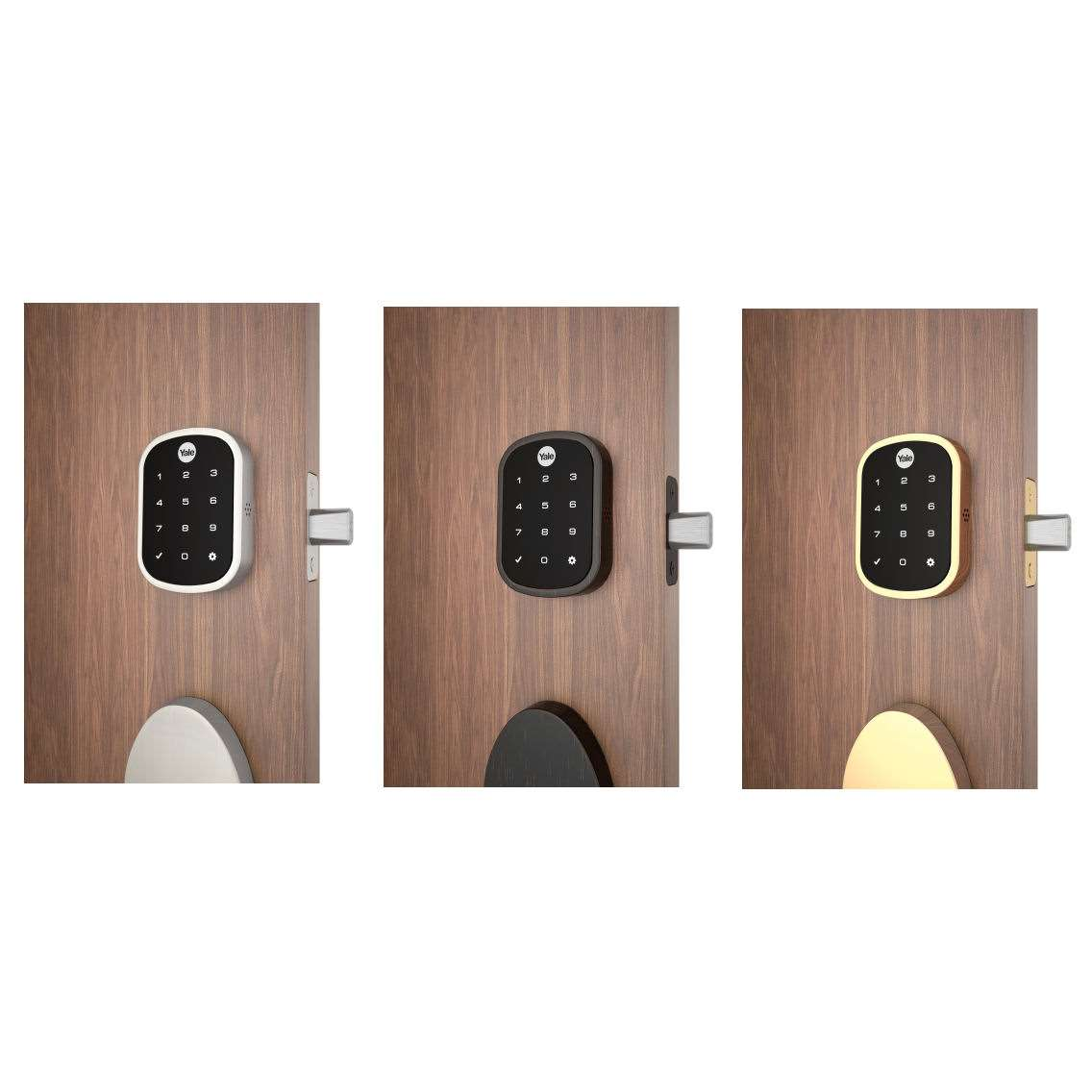 Yale Yrd256 Assure Lock 174 Sl Key Free Touchscreen Deadbolt