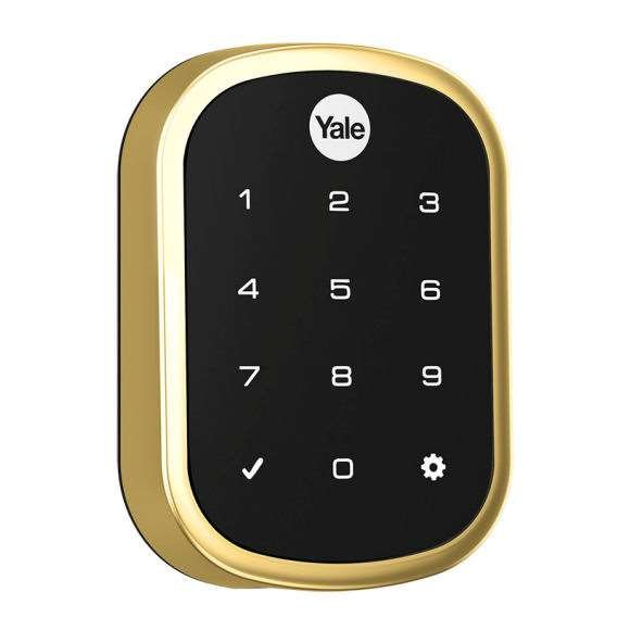Yale Assure Lock Yrd256 Sl Keyless Touchscreen Deadbolt