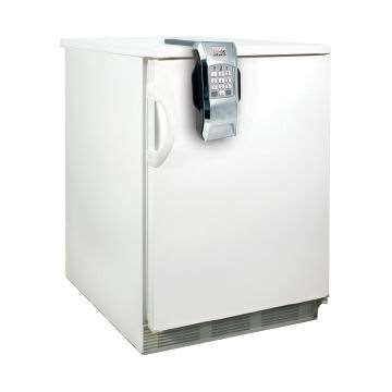 Access Control for Fridges and Freezers