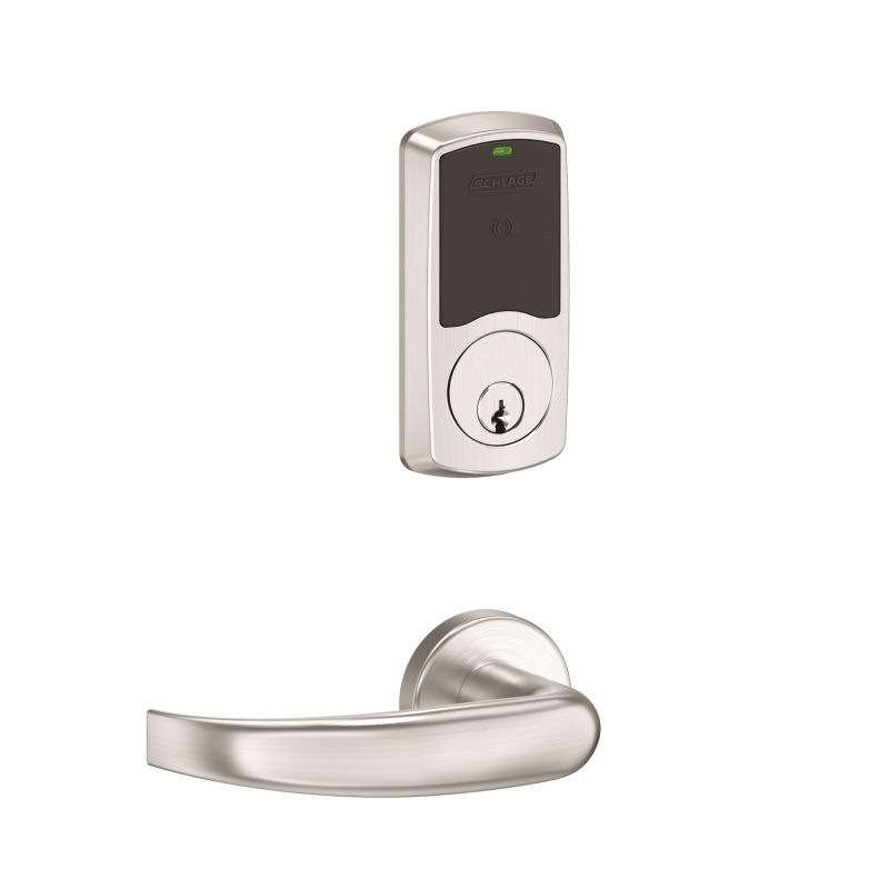 Schlage Le Wireless Mortise Lock With Engage Technology