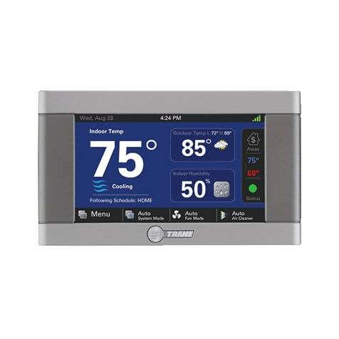 Trane Xl824 Programmable Wifi Comfort Control Thermostat