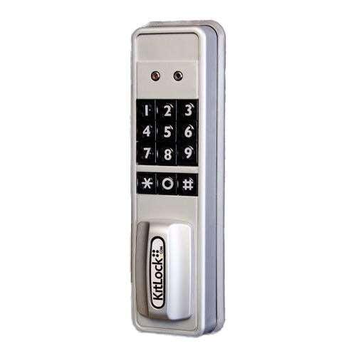Kitlock Kl1550 Smart Electronic Cabinet Lock Gokeyless