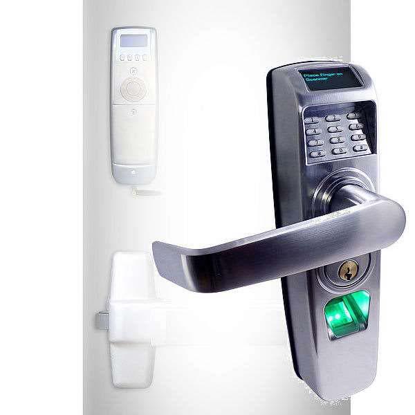 Strattec Advanced Logic Rts Z Ex Pin Amp Biometric Z Wave