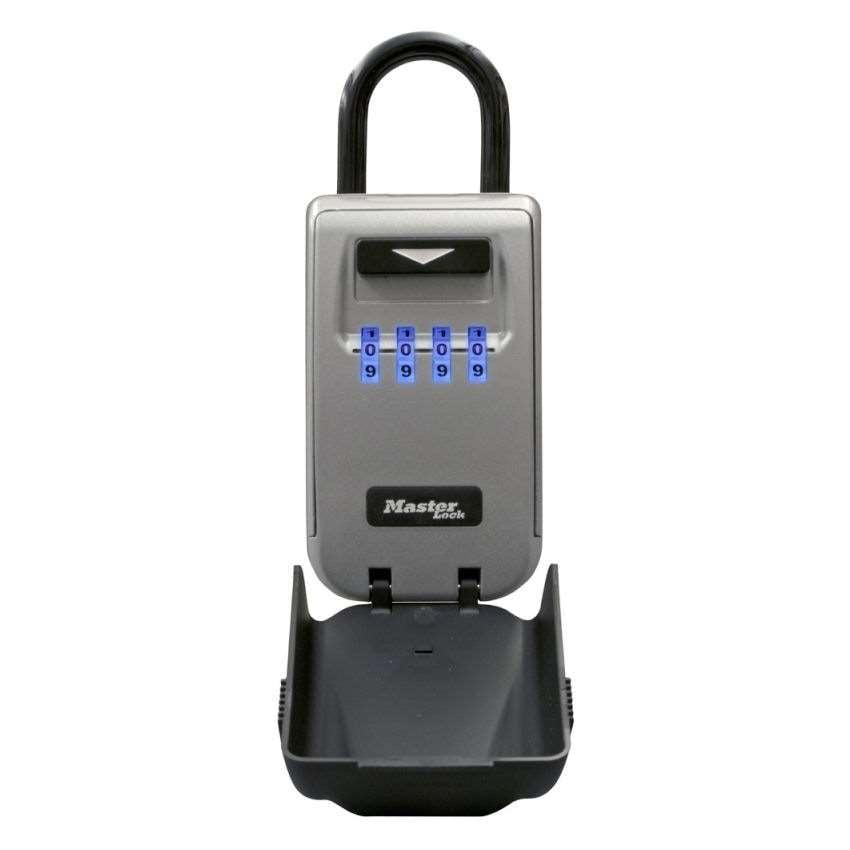 Master Lock 5424d Safespace Portable Light Up Dial Lock