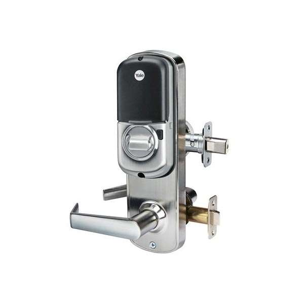 Yale Assure Lock Interconnected Lockset Yrc216 With Z Wave