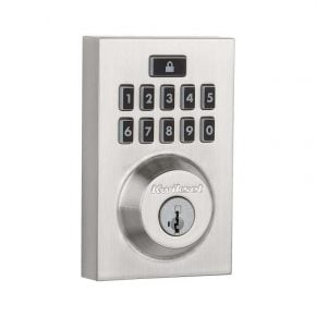 SmartCode 914 Contemporary in Satin Nickel