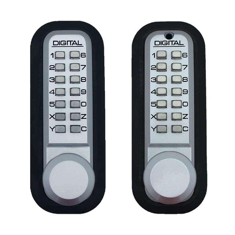 Lockey 2830dc Double Combination Mechanical Keyless