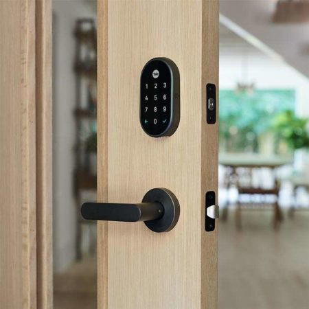 Nest x Yale Lock in Oil Rubbed Bronze