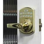 E995 Exterior in Bright Brass