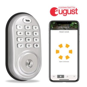 Connected by August - Assure Lock YRD216