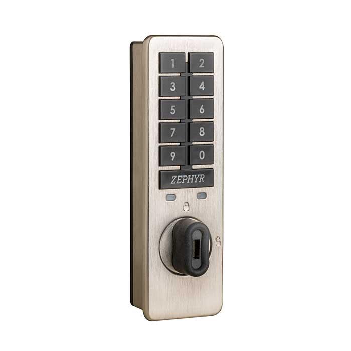 Zephyr Lock 2310 Electronic Keypad Locker Lock Gokeyless