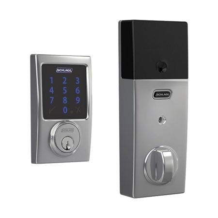 Schlage BE469 in Bright Chrome