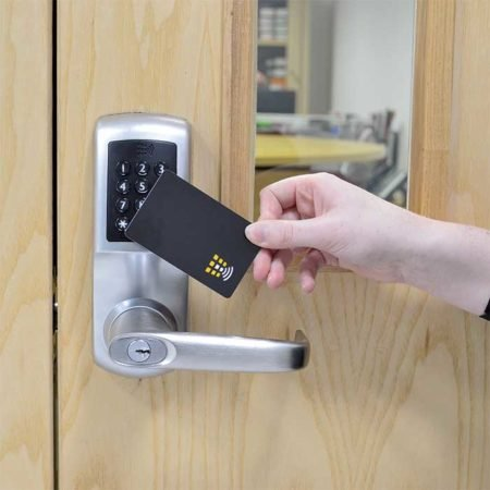 CL5510 - Unlock via Smart Card