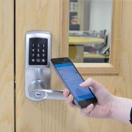 CL5510 - Unlock via Smartphone and App