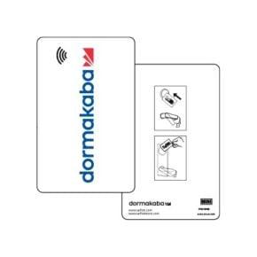 dormakaba 10950 RFID Guest Keycards