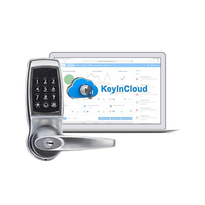 KeyinCloud Cloud-Based Access Management Platform and KeyinCode 4510
