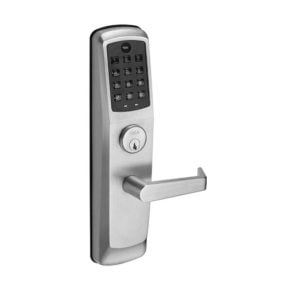 Yale nexTouch Push Button Keypad Exit Trim