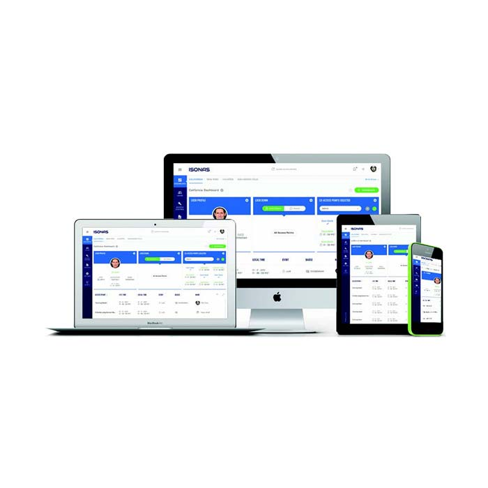 ISONAS Pure Access Cloud Based Access Control Platform