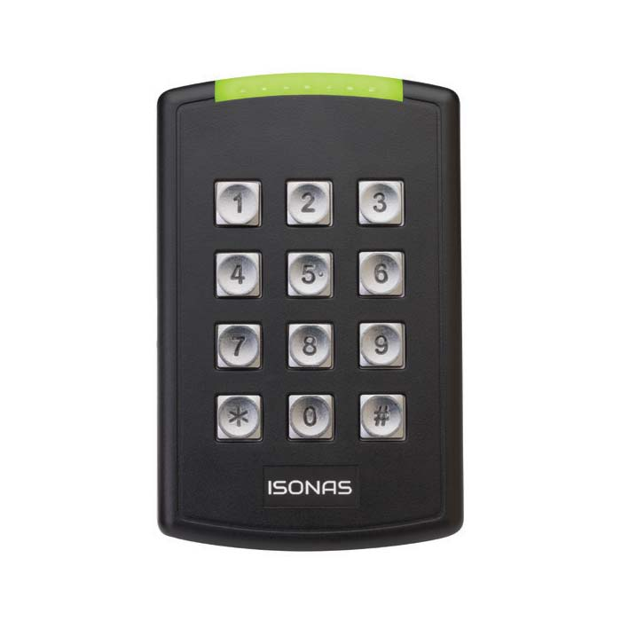 ISONAS RC-04 Reader-Controller with Keypad