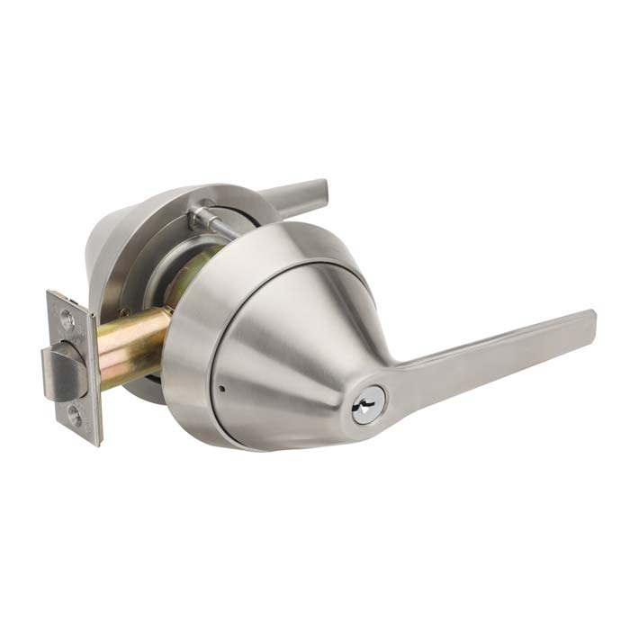 Marks LifeSaver 195SS Institutional Series Life Safety Cylindrical Lockset in Satin Chrome