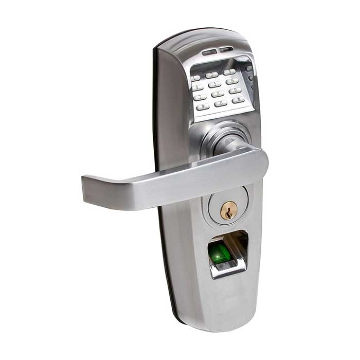 Actuator Systems AS-300 PIN and Fingerprint Lock