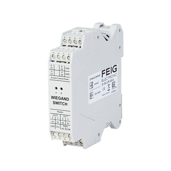 FEIG ID ISC.LR.WS-A Wiegand Switch