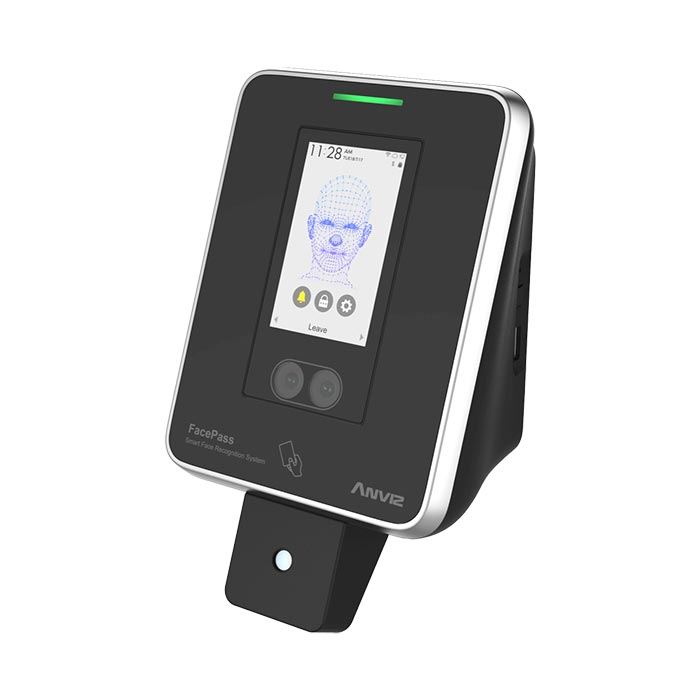 FacePass 7 IRT Touchless Face Recognition System with Temperature Scan