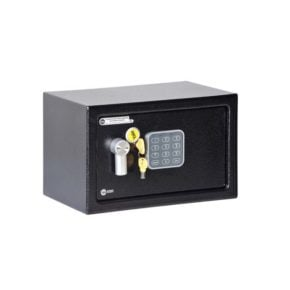 Yale YEC200DB1 Small Alarmed Value Safe Angled