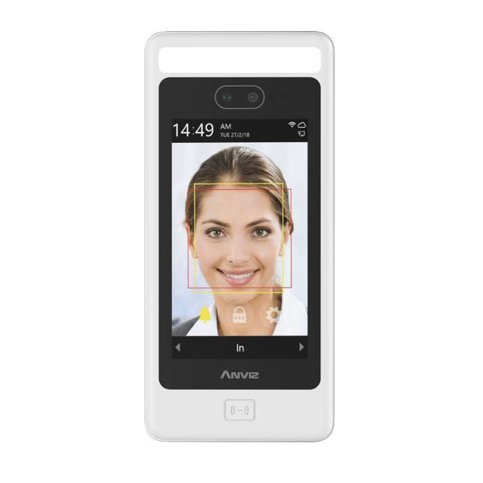 Anviz FaceDeep 5 Smart Face Recognition and RFID Terminal
