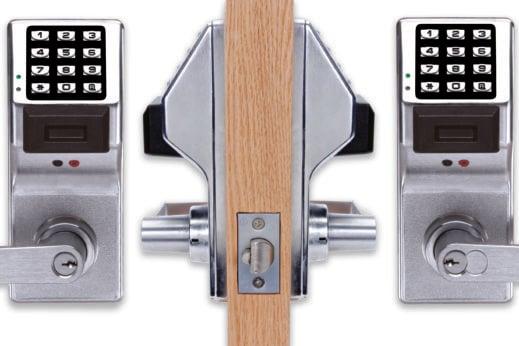Double-Sided Keyless Deadbolt Locks
