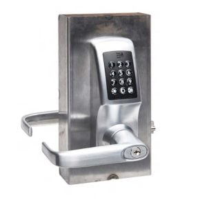 Codelocks CL5510GBPKG Gate Box Kit